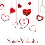 «SAINT VALENTIN» – REPAS DANSANT