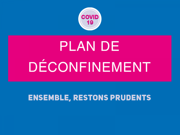 MESURE DE DECONFINEMENT