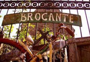 BROCANTE AU BOIS DE CISE