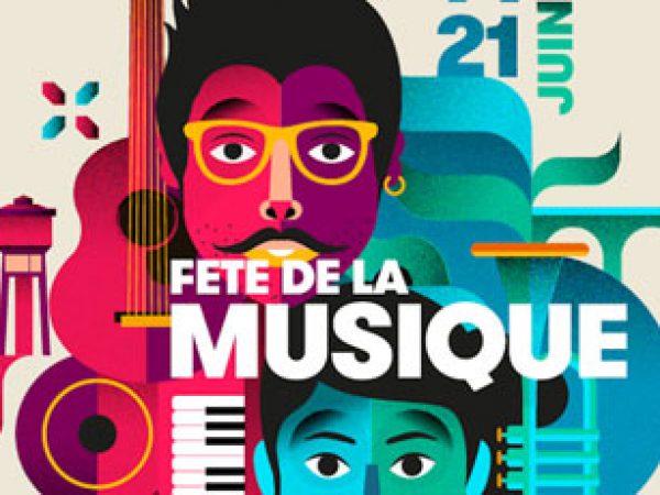 FÊTE DE LA MUSIQUE : LE 21 JUIN 2020
