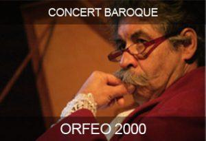 CONCERT BAROQUE A LA CHAPELLE D'ONIVAL LE 26 SEPTEMBRE