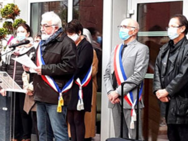 HOMMAGE A SAMUEL PATY