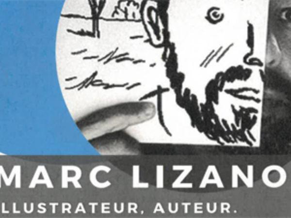 LA BIBLIOTHEQUE D'AULT : MARC LIZANO