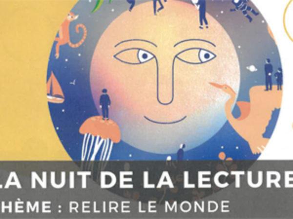 LA BIBLIOTHEQUE D'AULT : LA NUIT DE LA LECTURE