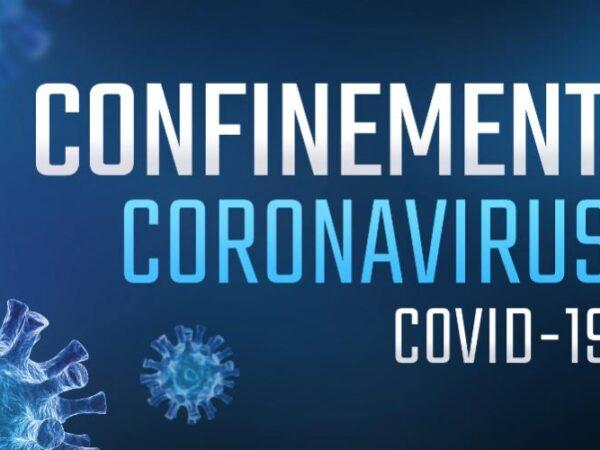 COVID 19 – CONFINEMENT MARS 2021