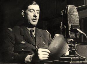 COMMÉMORATION DE L'APPEL DU 18 JUIN 1940 DU GÉNÉRAL DE GAULLE
