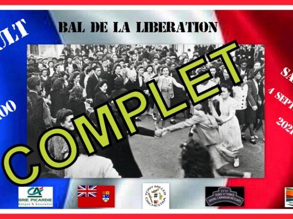 A AULT LE 4 SEPTEMBRE BAL DE LA LIBÉRATION A 21h