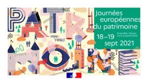 JOURNÉES EUROPÉENNES DU PATRIMOINE 18-19 SEPTEMBRE – LE PROGRAMME