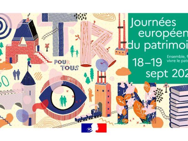 JOURNÉES EUROPÉENNES DU PATRIMOINE 18-19 SEPTEMBRE